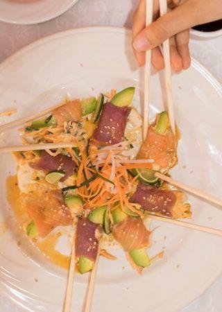 Ban-Horu Sushi Bar