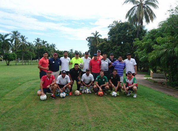 Torneo de Footgolf