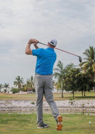 Conoce a nuestro profesional PGA y Director de Golf Adrian Salum