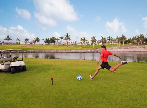 Torneo Internacional de Footgolf