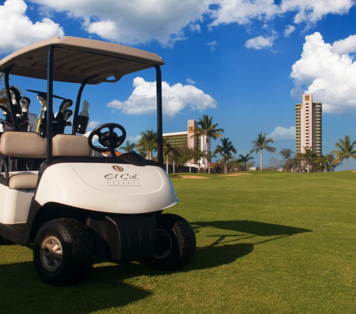 Golf + Playa