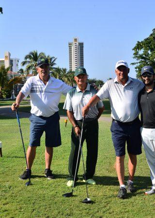 Una experiencia de golf que su grupo nunca olvidará