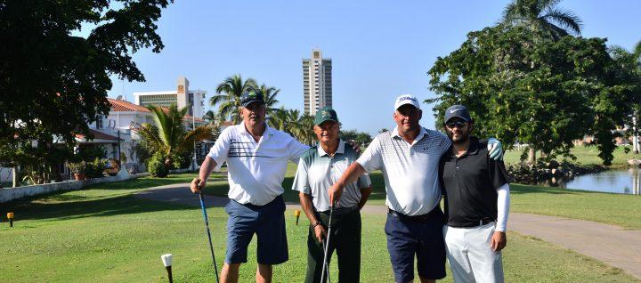 Grupos de Golf