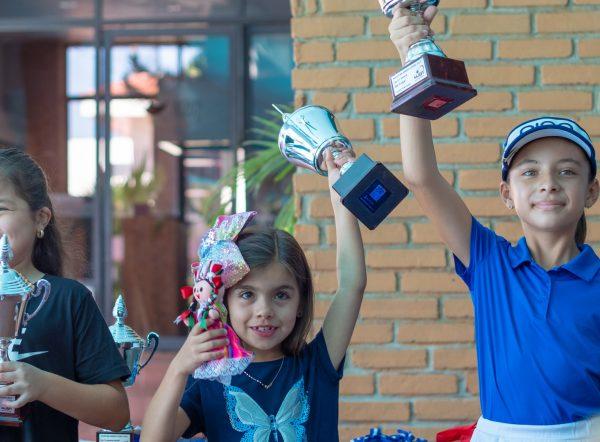 Torneo Infantil-Juvenil MJGA