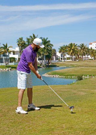 El mejor Golf en Mazatlán
